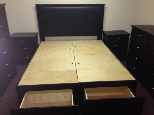 Custom Storage Bed. box beds Archives   Surrey Furniture Warehouse