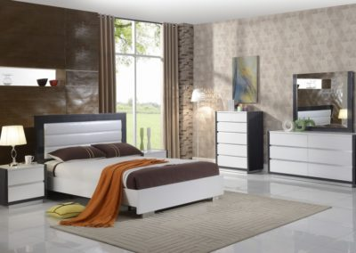 7 pc Bedroom Suite Modern white color-Surrey_Furniture_WareHouse-004