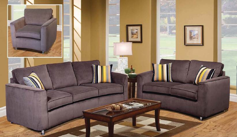 Family Room Sofa Sets